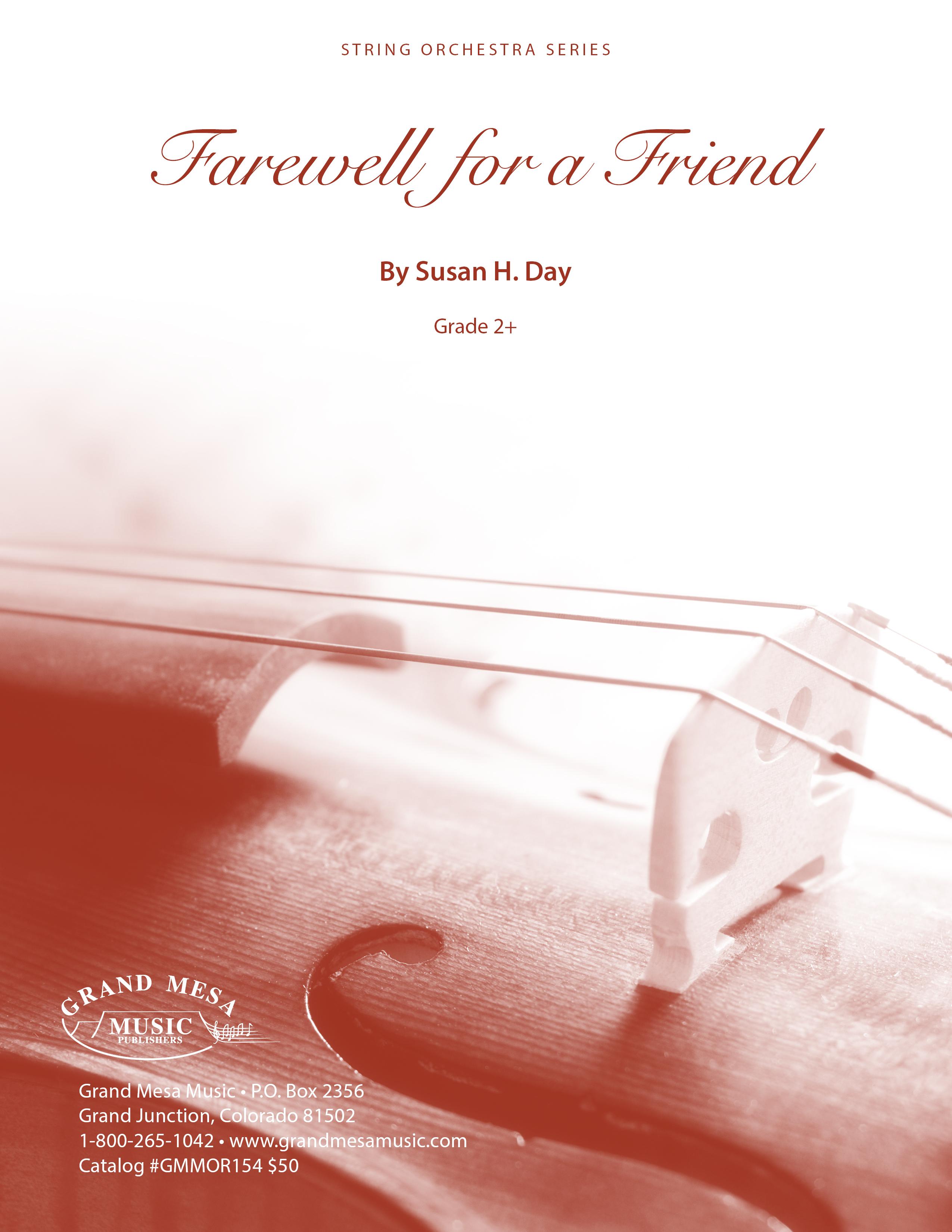 Farewell for a Friend