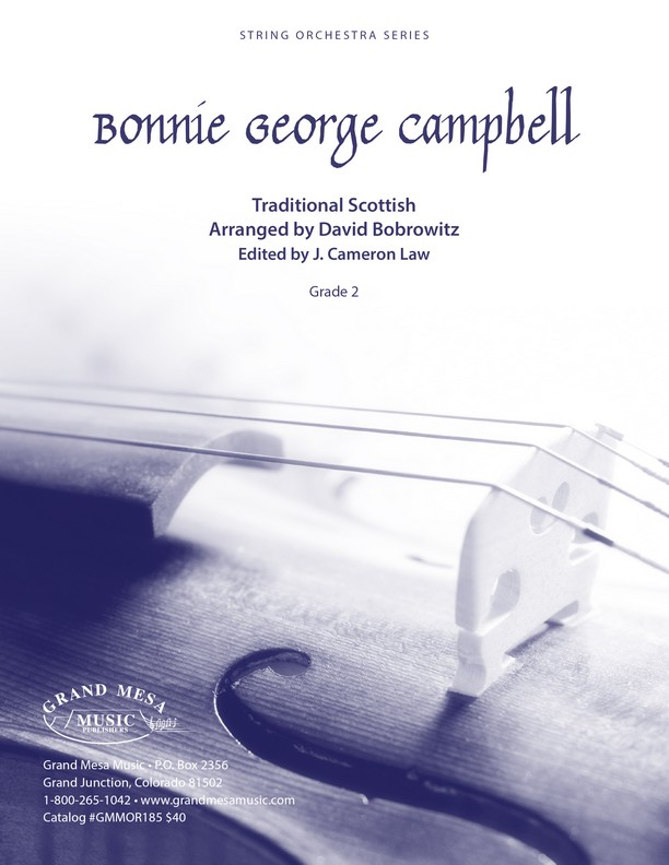 Bonnie George Campbell