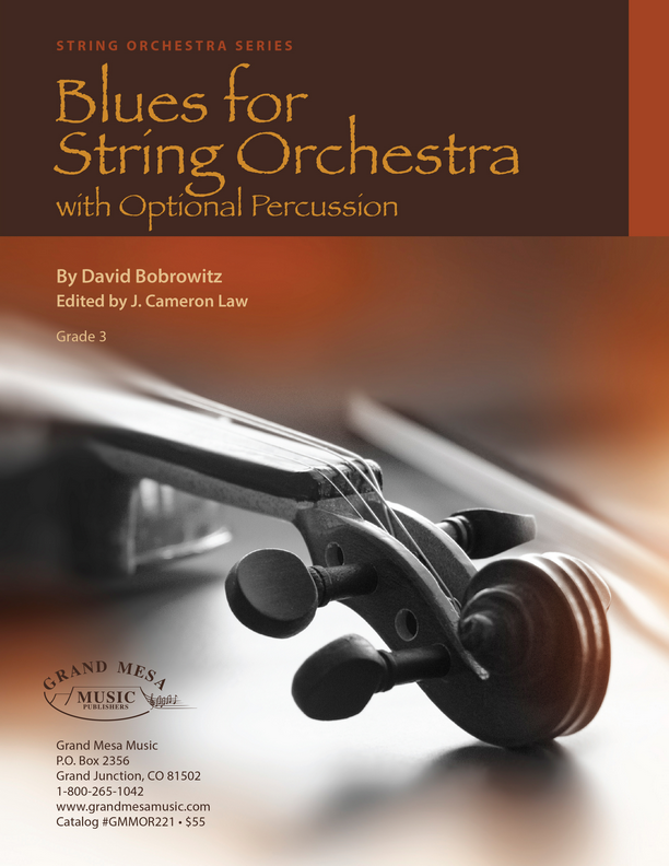 Blues for String Orchestra