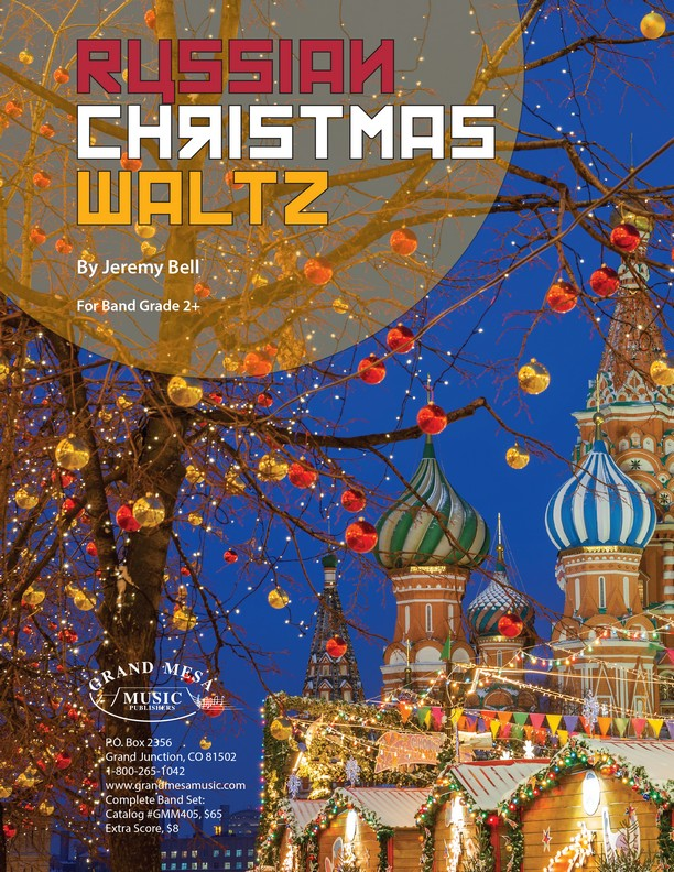 Russian Christmas Waltz