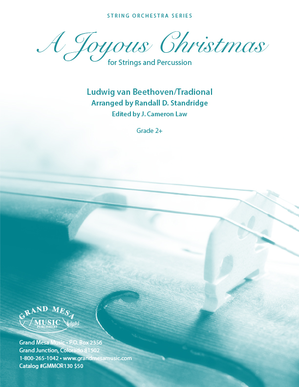 A Joyous Christmas for Strings and Percussion